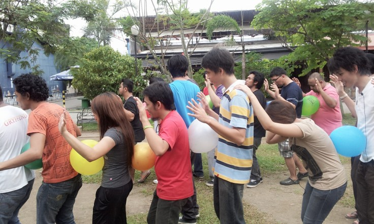 September - Our first-ever team building for Victory Davao's Music Team.